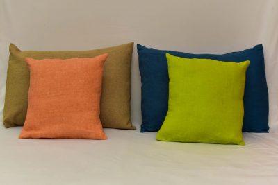 Hemp cushion