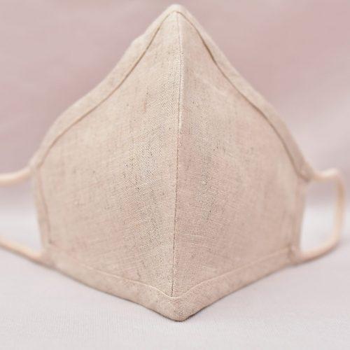 100% Pure Handmade Hemp Mask
