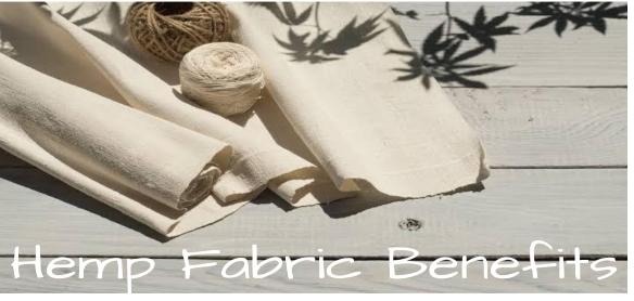 hemp fabric for sale