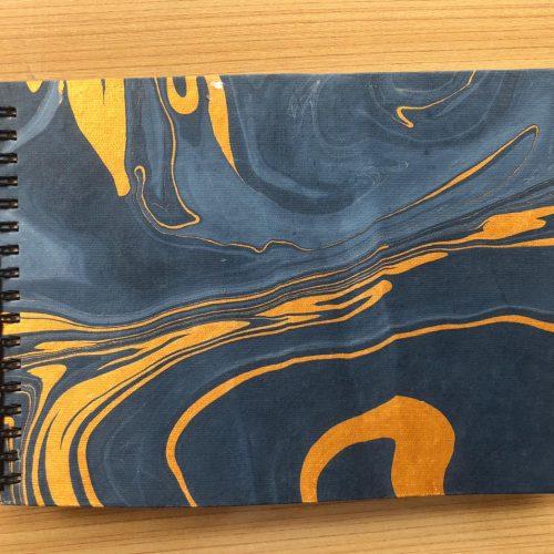 Handmade Hemp Paper Notebook