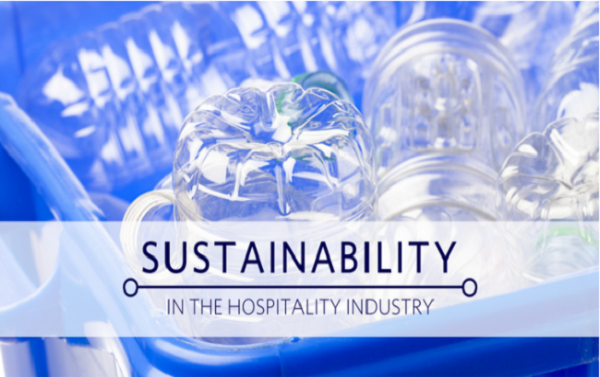 Why is sustainability important to the hospitality industry?