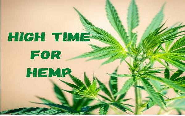 High time for Hemp