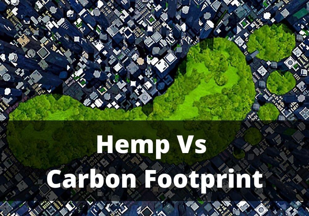 Hemp can reduce carbon footprint