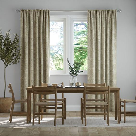 Hemp Curtains
