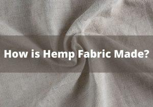 How Hemp Fabric is Made (1)