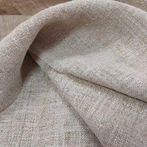 Pure Himalayan Handloom Hemp Fabric - 400 GSM