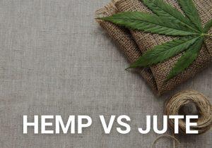 Hemp vs jute